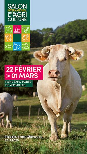 Salon de L'agriculture 2020 - Stand La Drôme le Département - Groupe DesyTech régie technique