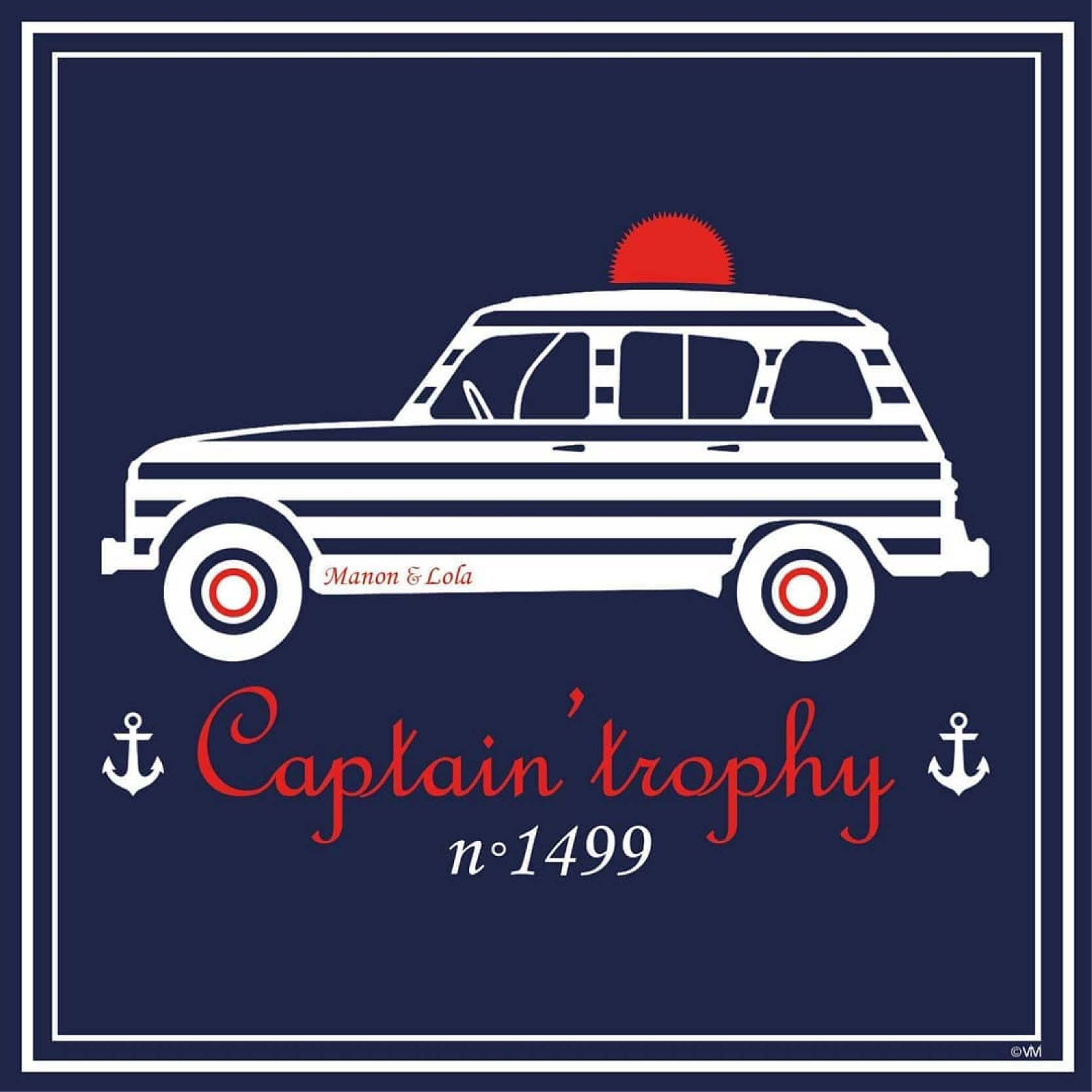 LOGO CAPTAIN'TROPHY