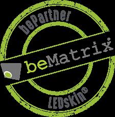 bePartner LEDskin