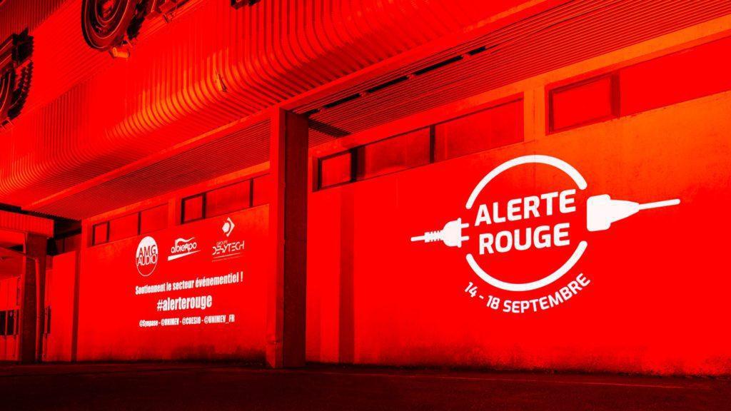 Alerte Rouge - GROUPE DESYTECH